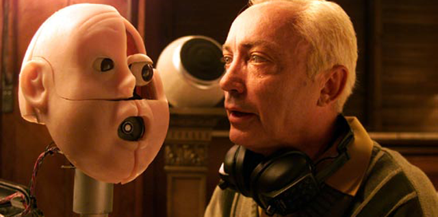 Udo Kier and Adam in One Point 0
